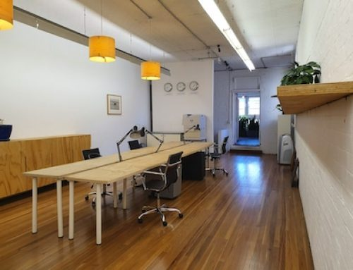 Looking for a new workspace? Purpose has room!